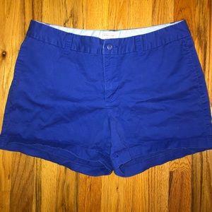 Gap Blue Khaki shorts